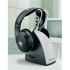 Wireless headphones for TV.
