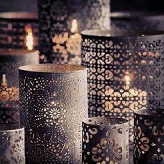Luminaires & Moucharabieh