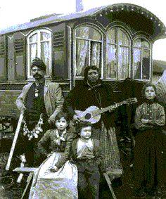 .Gypsy people