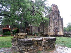 Mission Espada San Antonio, TX