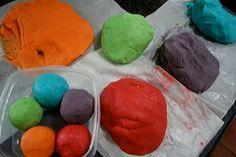 Fun In the Kitchen: Kool-Aid Play Dough Recipe