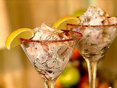 Lobster Salad Cocktail Recipe : Food Network - FoodNetwork.com