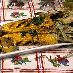 Michael Symon's Grilled Corn - the chew - ABC.com