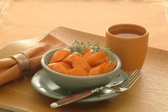 Glazed Carrots - Kidney-Friendly Recipes - DaVita