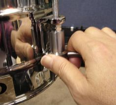 Wink Key - universal drum key for your timbales.