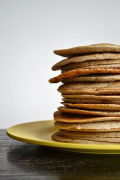 Gluten-Free, Dairy-Free, and Refined Sugar-Free Pancakes