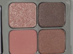 Sonia Kashuk Fair and Square eyeshadow quad