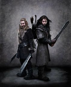 Fili and Kili.
