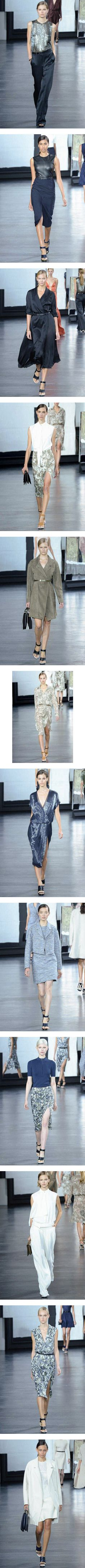 """""""Jason Wu - NYFW Spring 2015"""" by polyvore-editorial ❤ liked on Polyvore"""