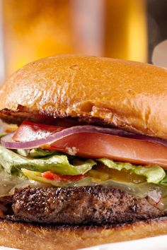 Aaron's Missouri Burger #Recipe