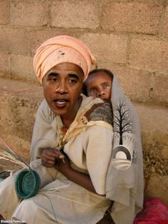 Obama's Son | Ms. Obama and Son
