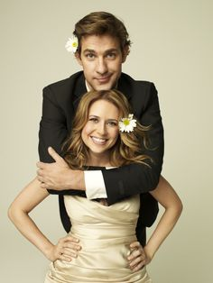 One day i will have a love like Jim and Pam's.