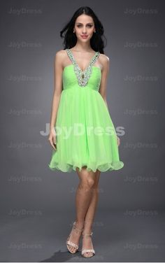 mini dresses 2013,Flouncing A-line Shoulder Straps Knee-length Dress