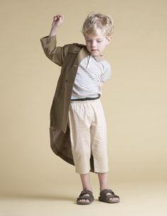 stylish little boy*