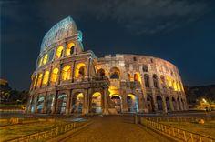 Colloseum, Rome <3