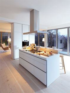 B1 #kitchen with isl