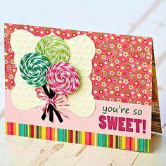 You're So Sweet - Baker's Twine Lollipops