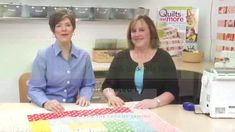 Watch Better Binding: Mitered Corners & Invisible Joins in the All People Quilt Video