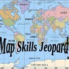 Great review game to play after teaching map skills!...