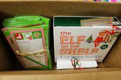 Keepin' It Kool In KinderLand: Awesome Elf of the Shelf ideas and freebies