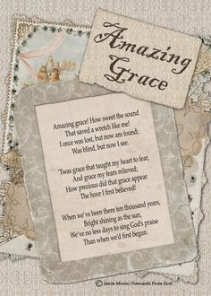 Thank you Lord for your amazing grace! www.facebook.com/PostcardsFromGod