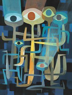 Vision #1 by Tim Biskup 2006