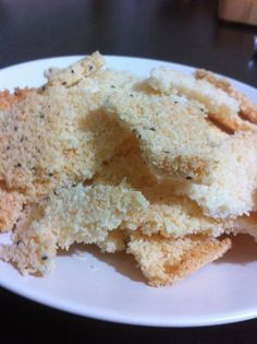 Low carb coconut crunch