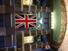 Groovy! The Philadelphia Flower Show is bringing swinging London to Philly with its British theme!