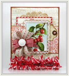Sweet Summer Cherries
