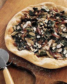 Escarole Pizza Recipe