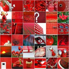 Red Everything!
