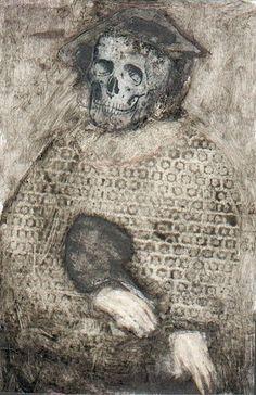 muerte II by risaprofana