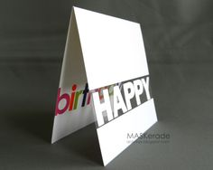 craft, big letters, happy birthdays, paper, ardythpcl1b, acrylics, happy birthday cards, acetate cards, happi birthday