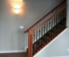 Basement Stairway On Pinterest