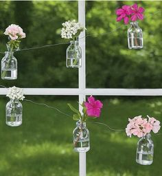 Great for idea for the back yard decor!