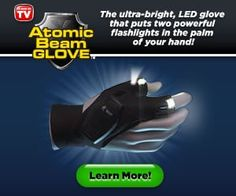 Atomic Beam Glove Se