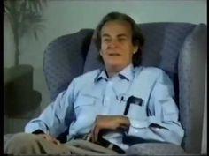 Richard Feynman on Fire