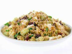 Fried Couscous Salad Recipe : Giada De Laurentiis : Food Network - FoodNetwork.com