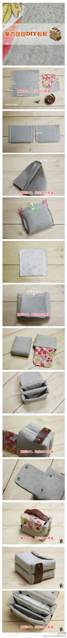 Pouch / Bag pattern