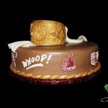 Aggie Ring Dunk Cake