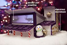 littleBits' Gingerbr