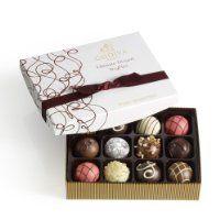 GODIVA Chocolatier Ultimate Dessert Truffles Gift Box 12 Pieces $27.00 #GODIVAChocolatier