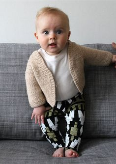 Not that he needs any clothes at all - 15 shops and sites with hip clothing for baby boys