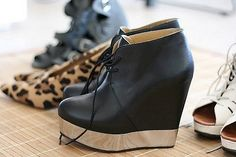 Jeffrey Campbell Back Off boots.