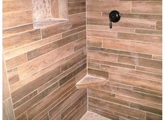 Bathroom Tile On Pinterest Wood Grain Tile Tuscan Homes