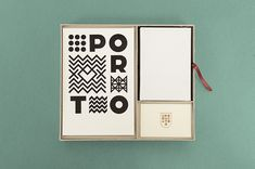 Porto / City Identity and Branding Proposal on Behance, by Atelier Martino&Jaña