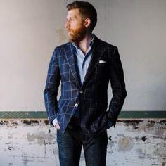 Beckett & Robb Windowpane