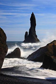 Something.......drangur :-) Iceland