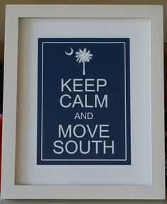 The South :)