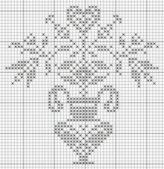 Free Sampler Patterns: heart